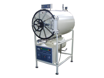 Cylindrical-Steam-Sterilizer